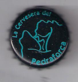 CERVEZA-091-LA CERVESERA DEL PEDRAFORCA (NEGRA 1er Aniversario) Pedraf11