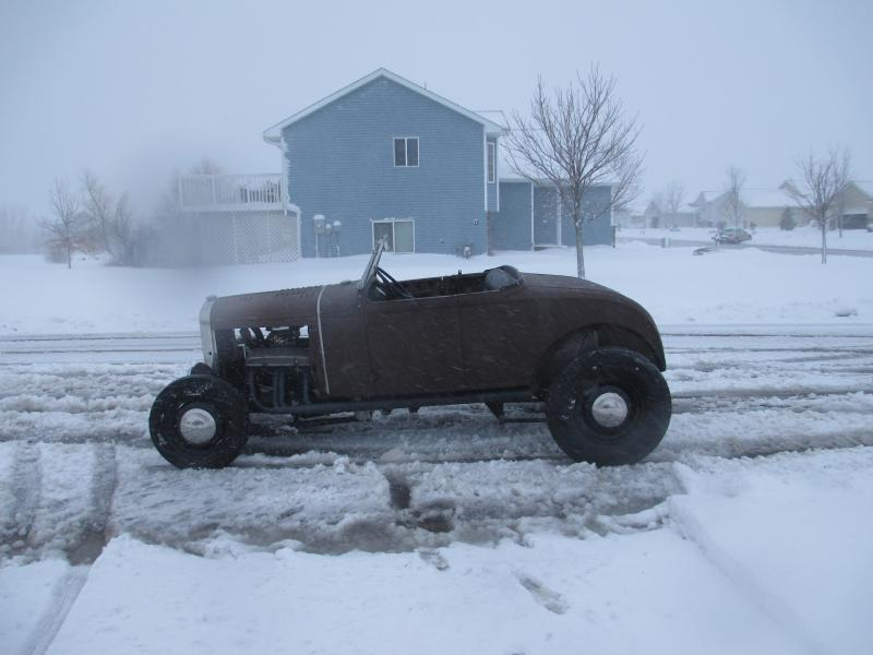 hot rod in snow  Img_0010