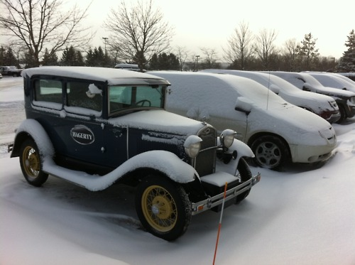 hot rod in snow  Tumblr10