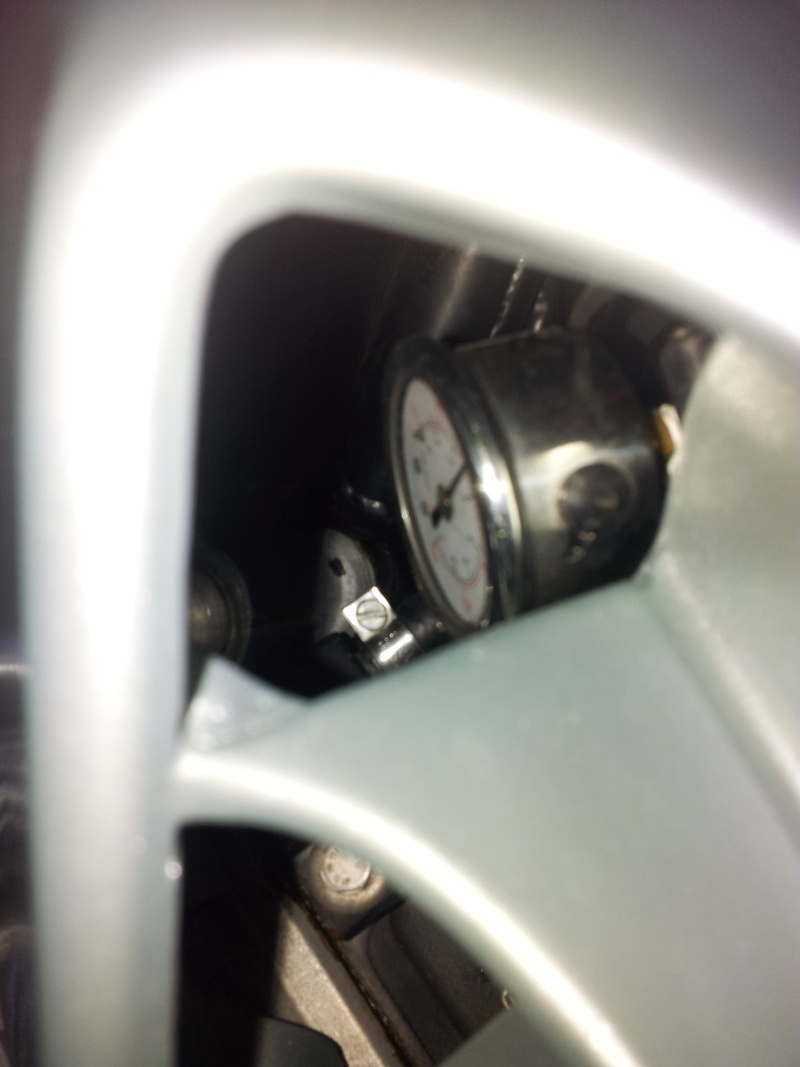 Fuel pump issue? 2013-110