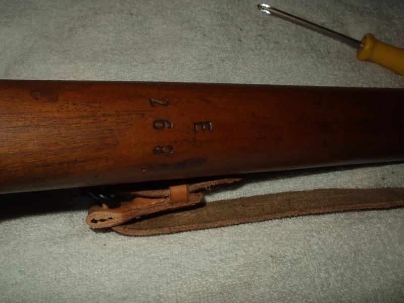 Carabine 22lr Steyr 1898.  13_mar10