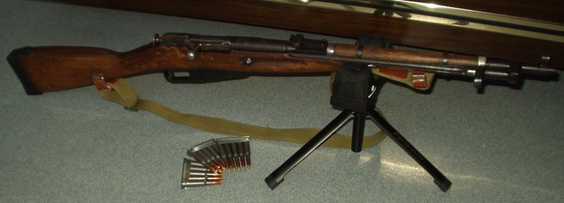 Carabine Mosin Nagant M44 Izhevsk. Mosin111