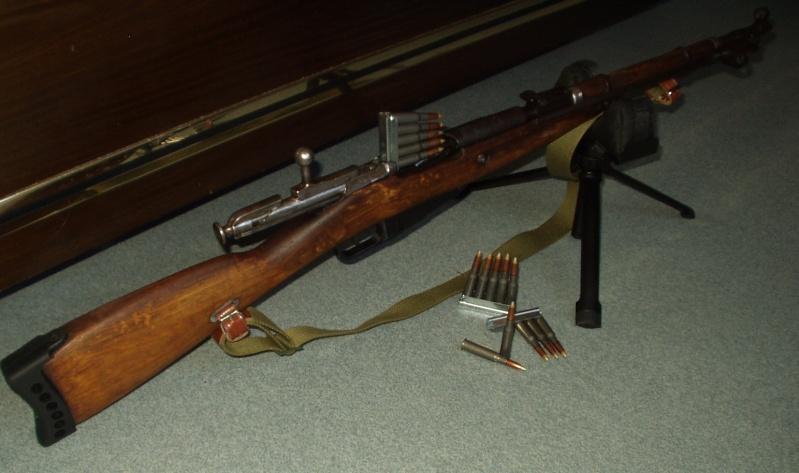 Carabine Mosin Nagant M44 Izhevsk. Mosin511