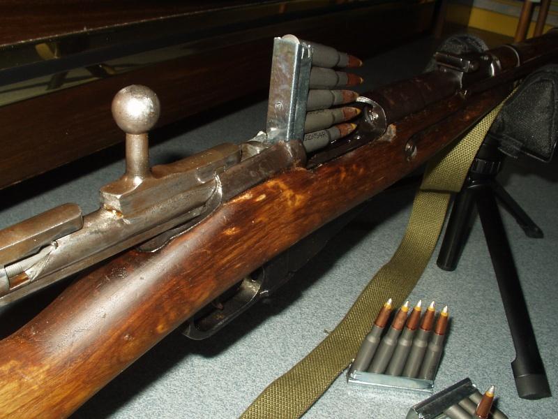 Carabine Mosin Nagant M44 Izhevsk. Mosin611