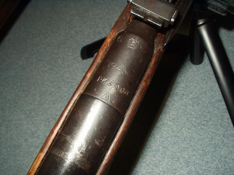 Carabine Mosin Nagant M44 Izhevsk. Mosin711
