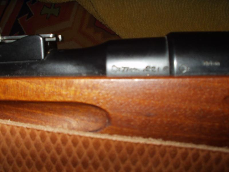 Carabine 22lr Steyr 1898.  P1010038