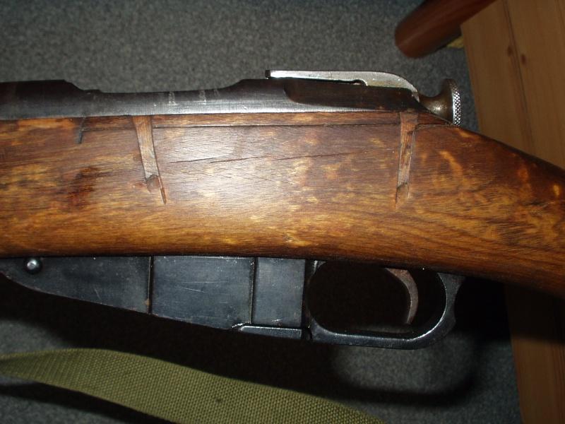 Carabine Mosin Nagant M44 Izhevsk. P1010095
