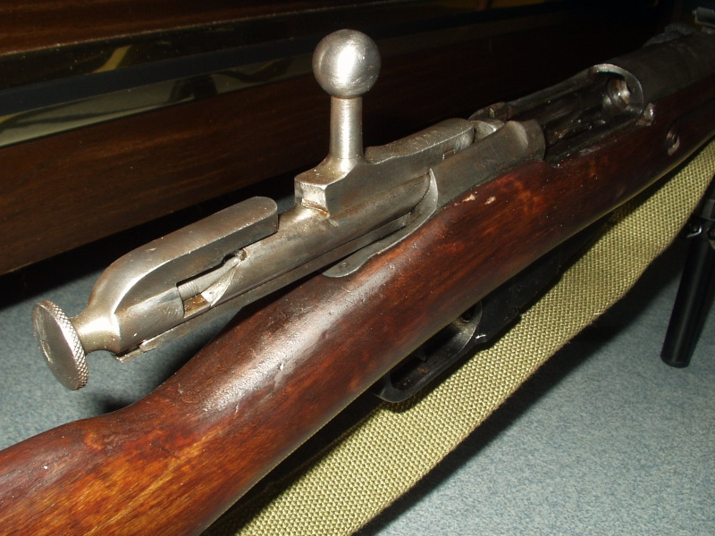Carabine Mosin Nagant M44 Izhevsk. P1010101