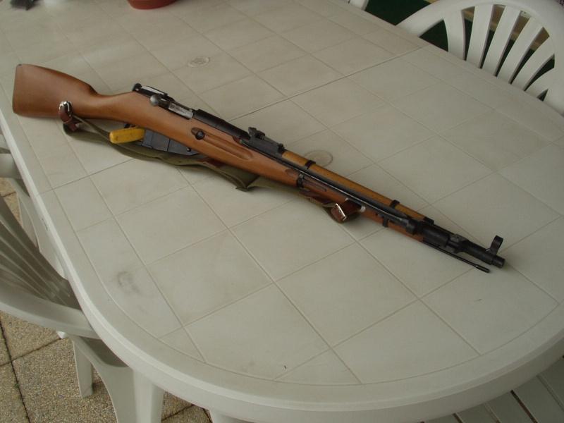 Carabine Mosin Nagant M44 Izhevsk. - Page 2 P1010121