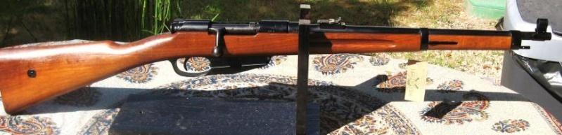 Carabine 22lr Steyr 1898.  Steyr110