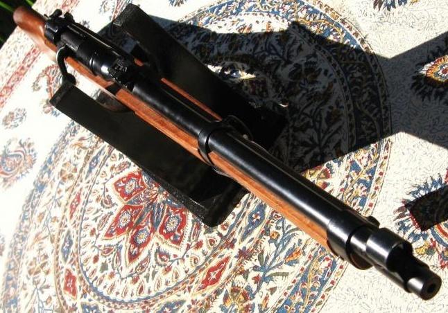 Carabine 22lr Steyr 1898.  Steyr210