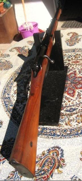 Carabine 22lr Steyr 1898.  Steyr310