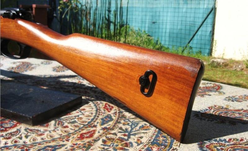 Carabine 22lr Steyr 1898.  Steyr510