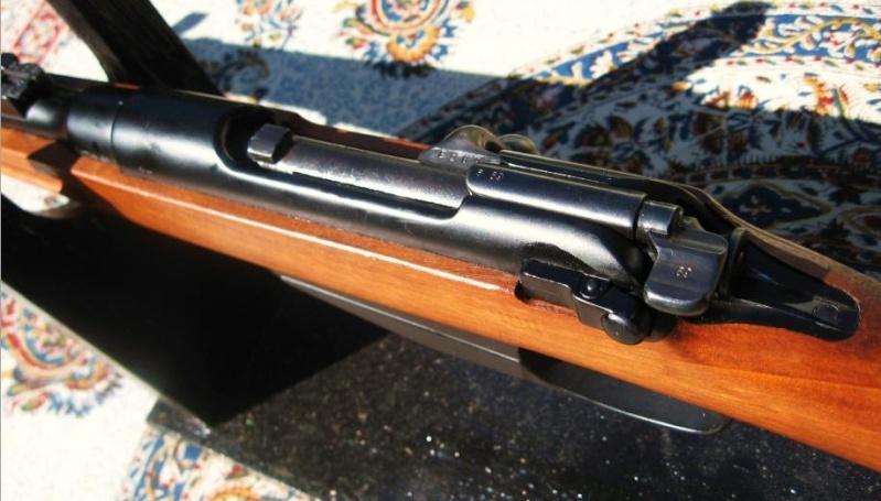 Carabine 22lr Steyr 1898.  Steyr610