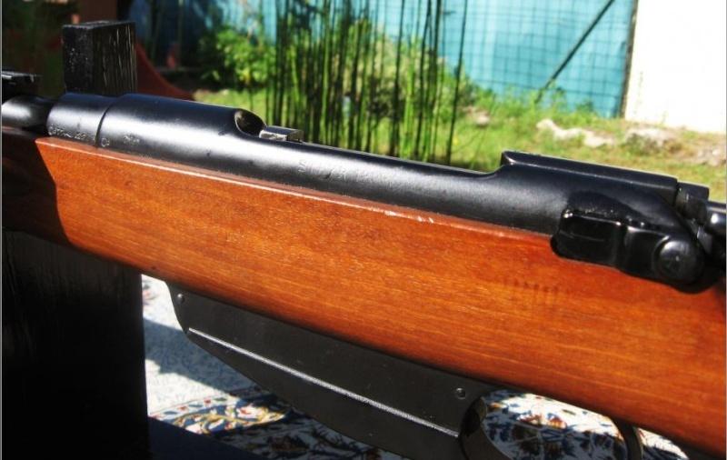 Carabine 22lr Steyr 1898.  Steyr910