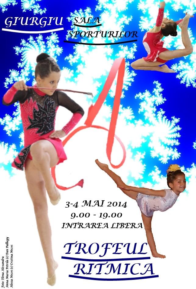 RITMICA TROPHY 2014 Poster11