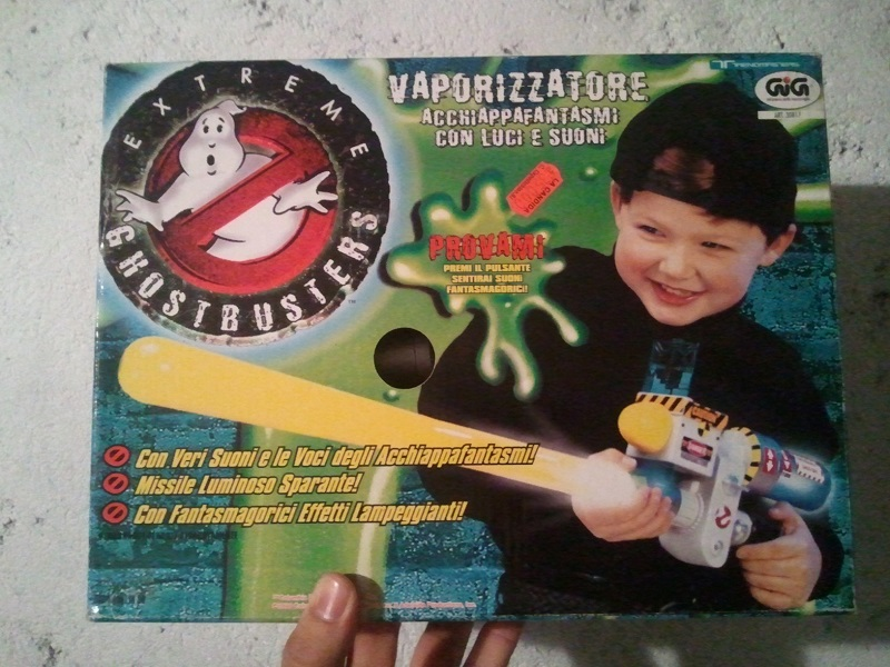 The Real Ghostbusters - Vaporizzatore GIG Wp_00443
