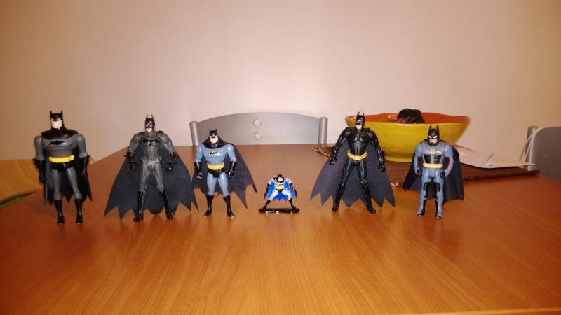 CERCO BATMAN action figures serie animata Wp_20114