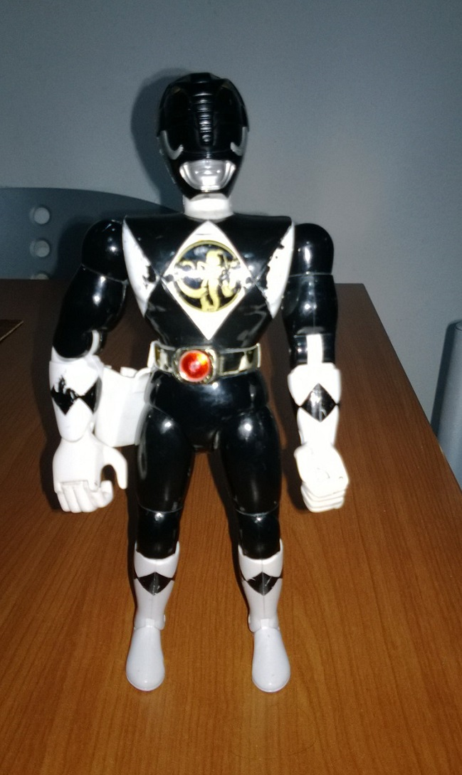 "[Cerco] Mighty Morphin Power Rangers 8"" (20 cm) Wp_20115"