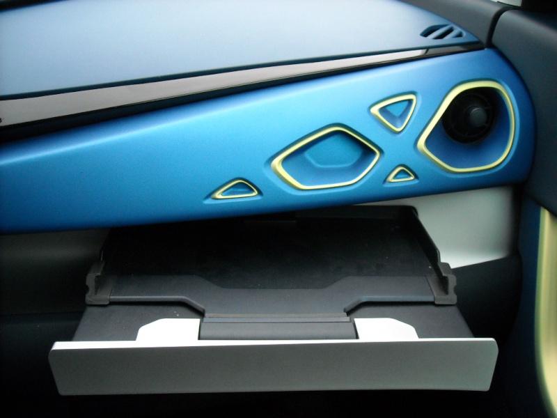 Concept car Zoé sans conducteur Tiroir10