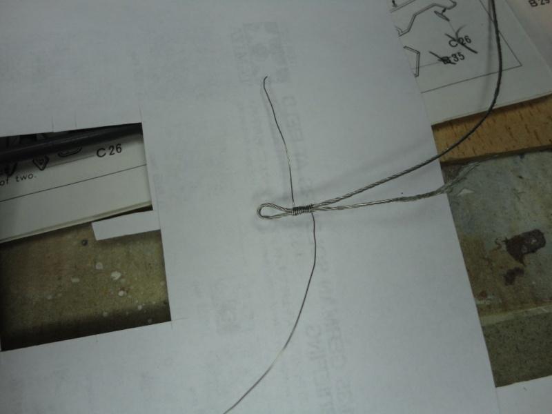 Fabriquer un câble: la technique du tourniquet Dsc06053