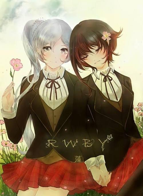 RWBY Series by Monty Oum Tumblr15
