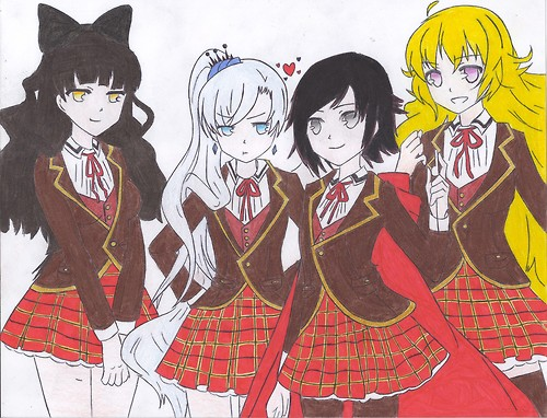 RWBY Series by Monty Oum - Page 2 Tumblr20
