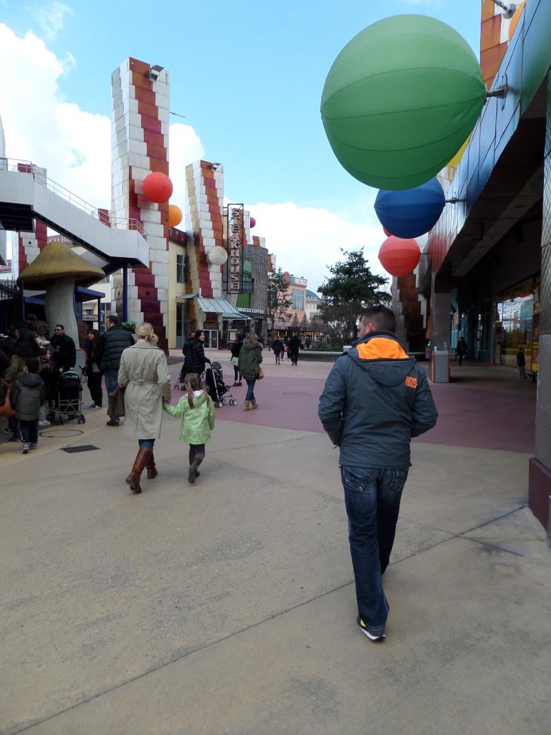 fabuleux séjour du 23 au 25 mars 2014 à Disneyland Paris  Disney17