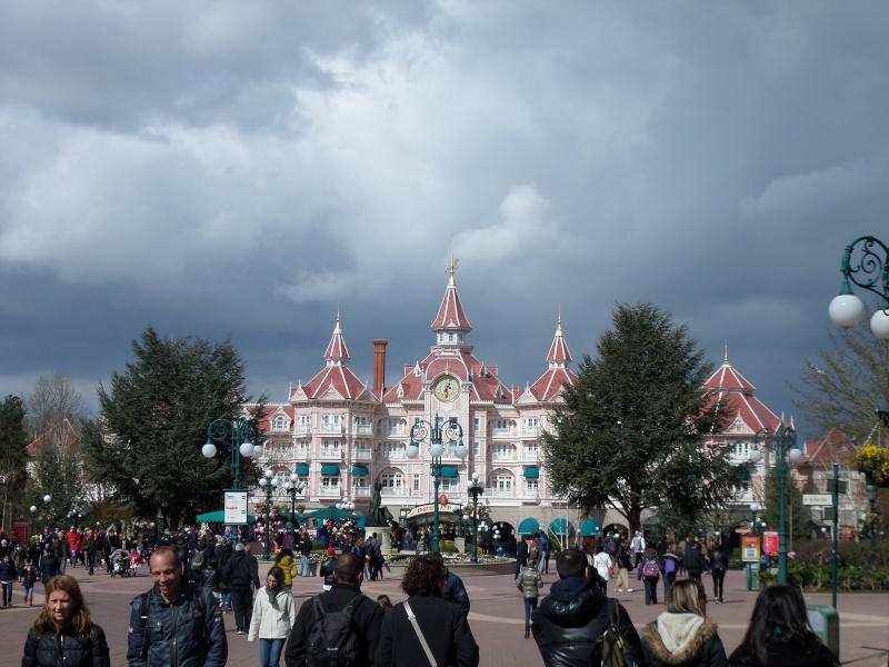 fabuleux séjour du 23 au 25 mars 2014 à Disneyland Paris  Disney20
