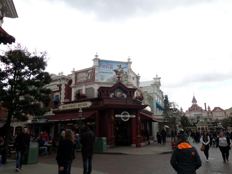 fabuleux séjour du 23 au 25 mars 2014 à Disneyland Paris  Disney45