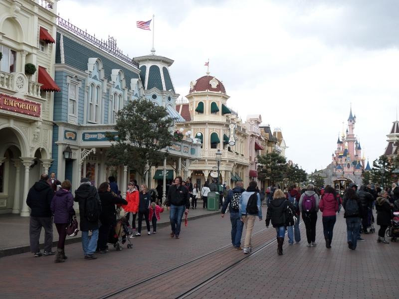 fabuleux séjour du 23 au 25 mars 2014 à Disneyland Paris  Disney47