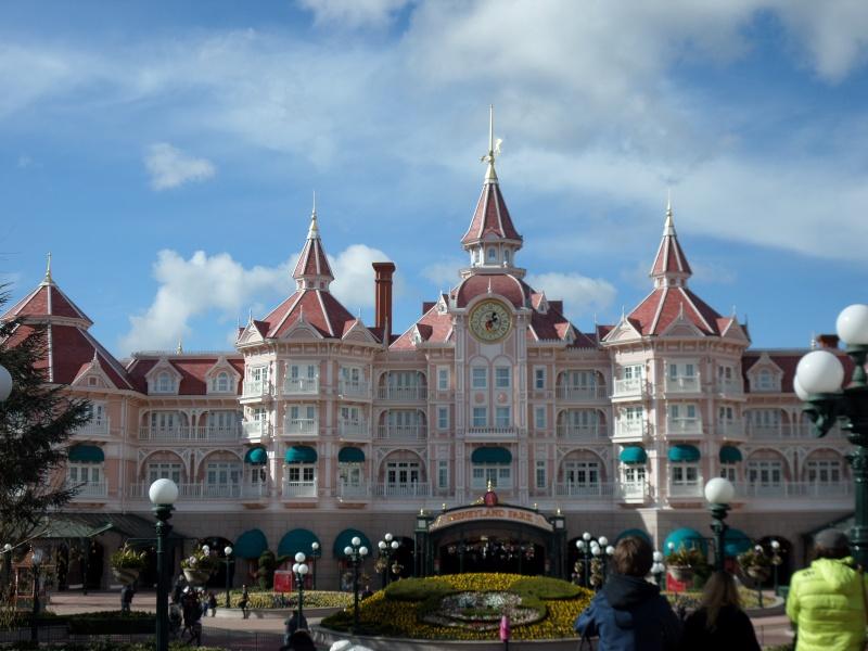 fabuleux séjour du 23 au 25 mars 2014 à Disneyland Paris  Disney52