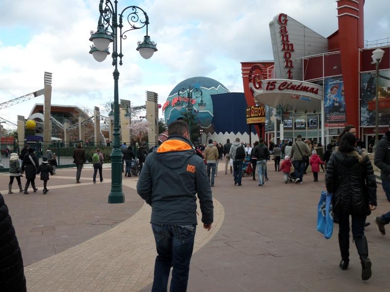 fabuleux séjour du 23 au 25 mars 2014 à Disneyland Paris  Disney55