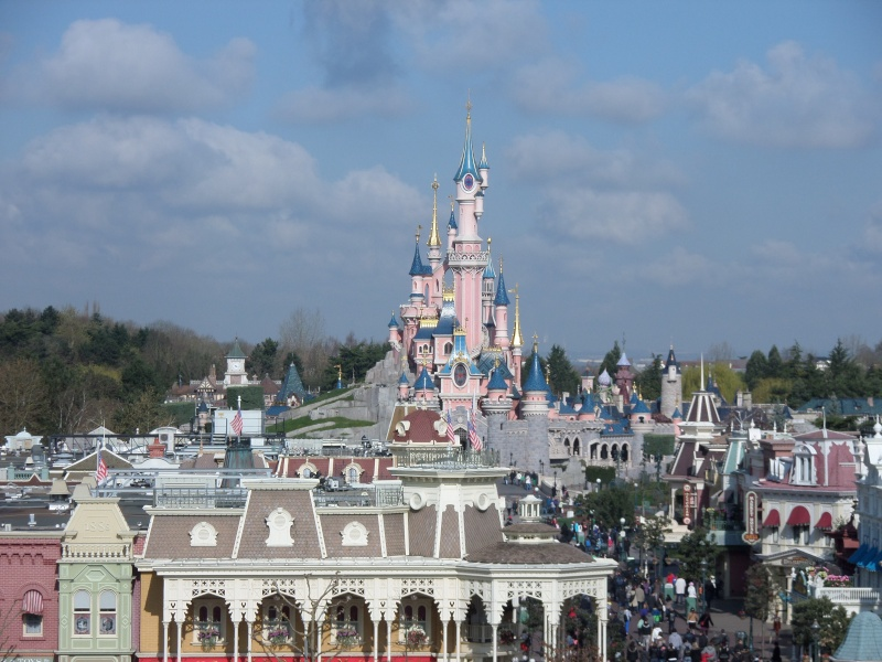 fabuleux séjour du 23 au 25 mars 2014 à Disneyland Paris  Disney66