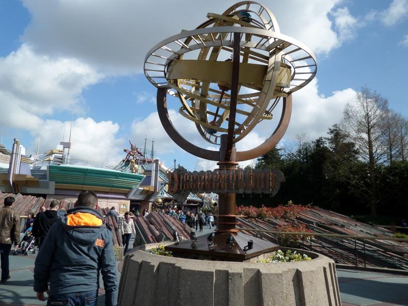 fabuleux séjour du 23 au 25 mars 2014 à Disneyland Paris  Disney74