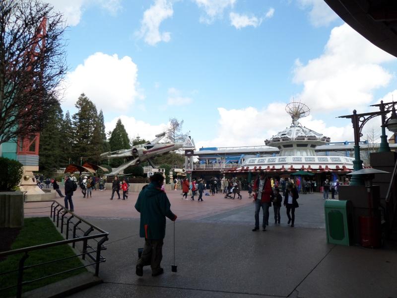 fabuleux séjour du 23 au 25 mars 2014 à Disneyland Paris  Disney76