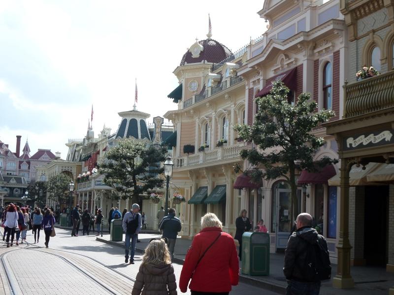 fabuleux séjour du 23 au 25 mars 2014 à Disneyland Paris  Disney83