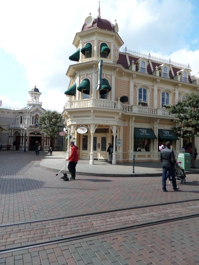 fabuleux séjour du 23 au 25 mars 2014 à Disneyland Paris  Disney84