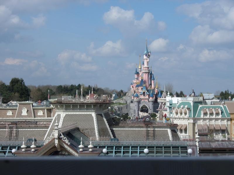 fabuleux séjour du 23 au 25 mars 2014 à Disneyland Paris  Disney89