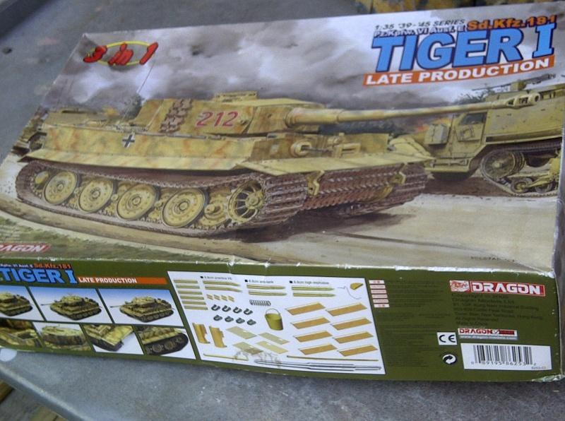 Dragonbausatz Tiger Michael Wittmann Img-2353