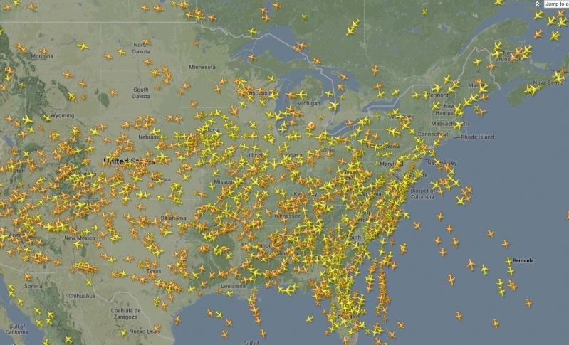 trafic aérien 2014-013
