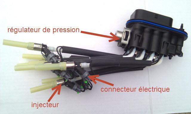 Comprendre l'injection dite araignée Gm Vortex 5.7L Spider10