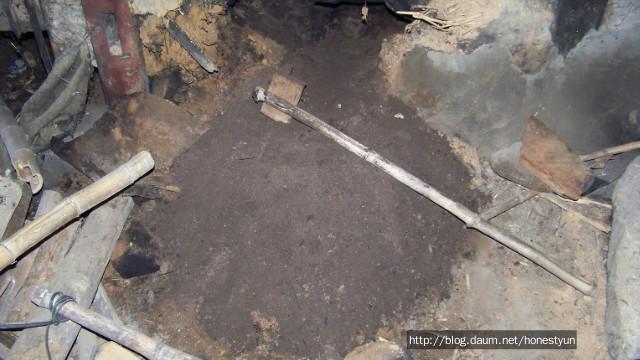 Chauffage au bois par le sol (Ondol) : 100_2210