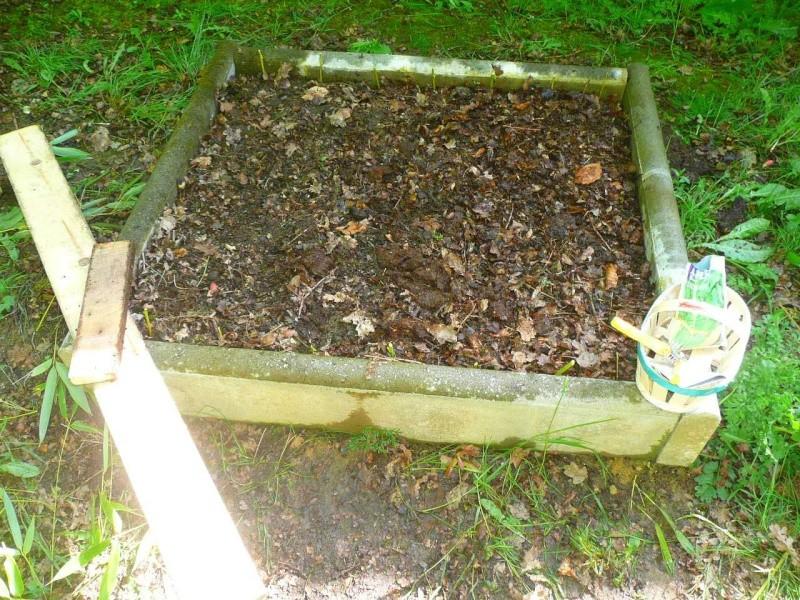 Semer dans le mulch 1010