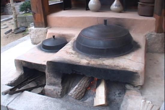 Chauffage au bois par le sol (Ondol) : C7b9110