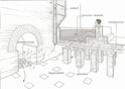 Chauffage au bois par le sol (Ondol) : 800px-10