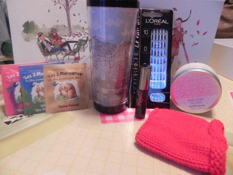 "[Novembre 2013] My Little Box ""Automne Box"" Dscn7010"