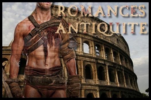 Liste de romances Antiquité et Viking Bannia26