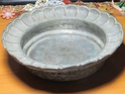 Very old looking copper bowl or ? 01313