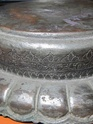 Very old looking copper bowl or ? 01512